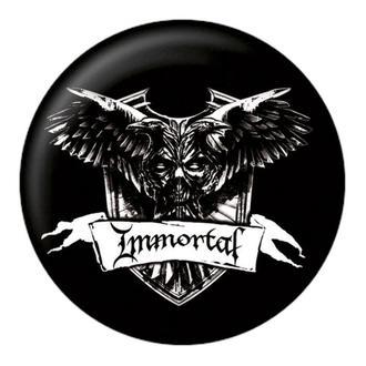 Anstecker Immortal - Crest - NUCLEAR BLAST, NUCLEAR BLAST, Immortal