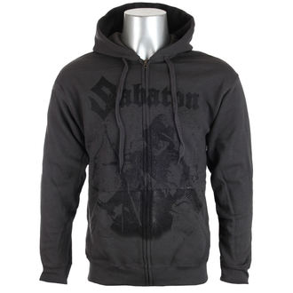 Herren Hoodie Sabaton - First To Fight - CARTON