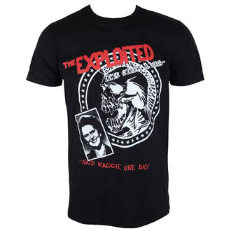 Herren T-Shirt Exploited - Let´s Start A War - PLASTIC HEAD, PLASTIC HEAD, Exploited