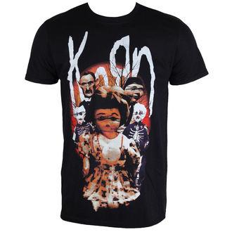 Herren T-Shirt Korn - Dolls - PLASTIC HEAD, PLASTIC HEAD, Korn