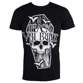 Herren T-Shirt Black Veil Brides - Coffin - PLASTIC HEAD, PLASTIC HEAD, Black Veil Brides
