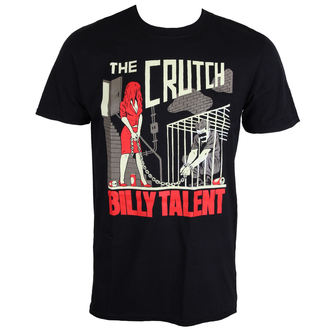 Herren T-Shirt Billy Talent - The Crutch - PLASTIC HEAD, PLASTIC HEAD, Billy Talent
