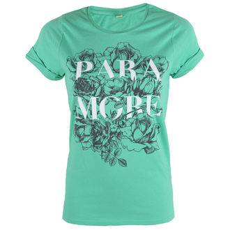 Damen T-Shirt Paramore - Overgrown - PLASTIC HEAD - PH10131G
