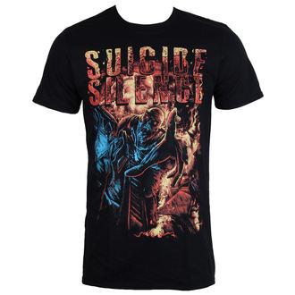 Herren T-Shirt Suicide Silence - Zombie - PLASTIC HEAD, PLASTIC HEAD, Suicide Silence