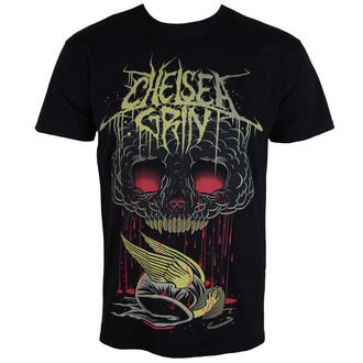 Herren Metal T-Shirt Chelsea Grin Blood Brain PLASTIC HEAD PH9608, PLASTIC HEAD, Chelsea Grin