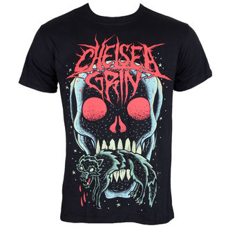 Herren Metal T-Shirt Chelsea Grin Skull Bite PLASTIC HEAD PH9609, PLASTIC HEAD, Chelsea Grin