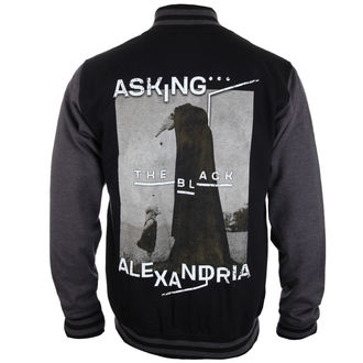 Herren Sweatjacke Asking Alexandria The Black Original Art PLASTIC HEAD PH9857BBSJ, PLASTIC HEAD, Asking Alexandria