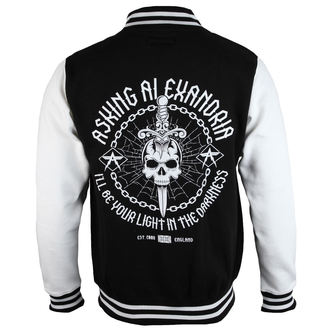 Herren Sweatjacke Asking Alexandria Light In The Darkness PLASTIC HEAD PH9858BBSJ, PLASTIC HEAD, Asking Alexandria