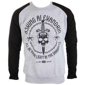 Herren Sweatshirt Asking Alexandria Light In The Darkness PLASTIC HEAD PH9858BCSW, PLASTIC HEAD, Asking Alexandria