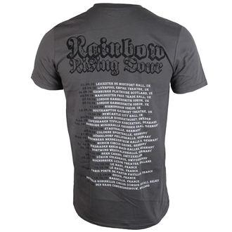 Herren T-Shirt Rainbow Rising Tour 76 PLASTIC HEAD PH9977, PLASTIC HEAD, Rainbow