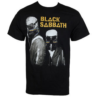 Herren T-shirt Black Sabbath - NEVER SAY DIE - BRAVADO, BRAVADO, Black Sabbath