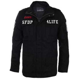Frühling/Herbst Herren Jacke Five Finger Death Punch - MILITARY - BRAVADO, BRAVADO, Five Finger Death Punch