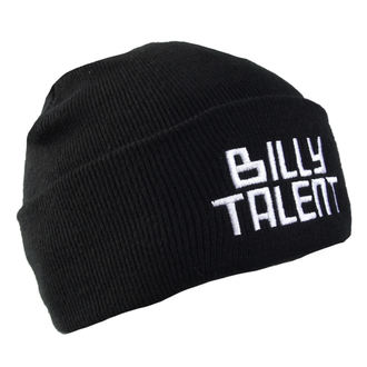 Beanie Mütze Billy Talent - Logo - PLASTIC HEAD, PLASTIC HEAD, Billy Talent
