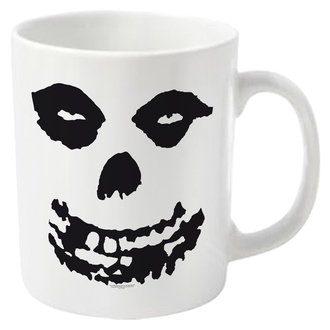 Tasse Misfits - All Over Skull - PLASTIC HEAD, PLASTIC HEAD, Misfits
