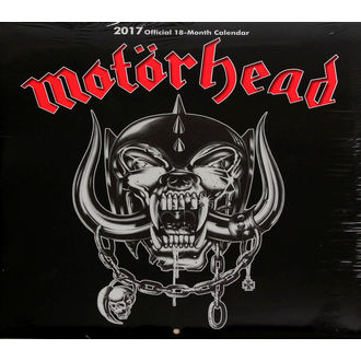 Wandkalender 2017 Motörhead, Motörhead