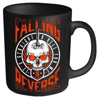 Tasse Falling In Reverse - Straight To Hell - PLASTIC HEAD, PLASTIC HEAD, Falling In Reverse