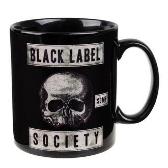Tasse Black Label Society - Trooper - PLASTIC HEAD, PLASTIC HEAD, Black Label Society