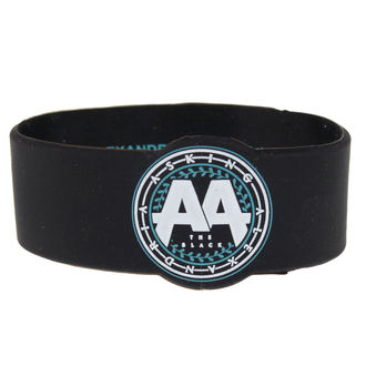 Gummiarmband Asking Alexandria - Glitz - PLASTIC HEAD, PLASTIC HEAD, Asking Alexandria