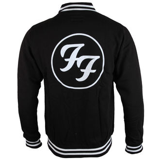 Herren Sweatjacke Foo Fighters Initials PLASTIC HEAD RTFFI088, PLASTIC HEAD, Foo Fighters