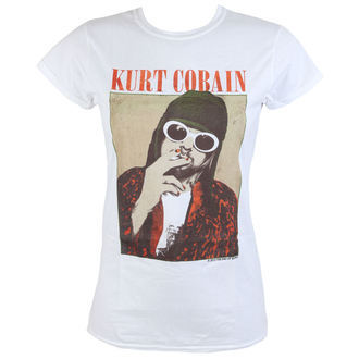 Herren T-Shirt Nirvana Kurt Cobain PLASTIC HEAD RTKCO0111, PLASTIC HEAD, Nirvana