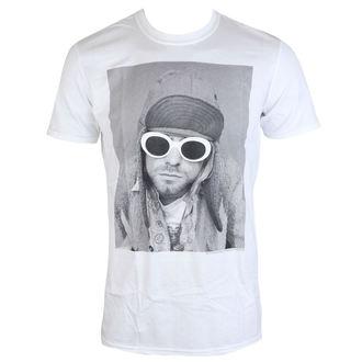 Herren T-Shirt Nirvana Kurt Cobain PLASTIC HEAD RTKCO0112, PLASTIC HEAD, Nirvana