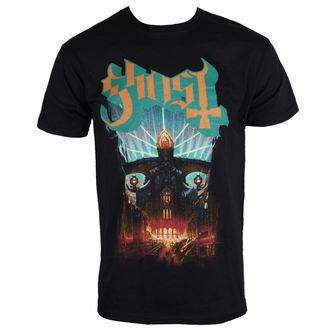 Herren T-Shirt Ghost Meliora PLASTIC HEAD PH10201, PLASTIC HEAD, Ghost
