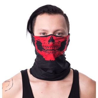 Windmaske POIZEN INDUSTRIES - SM1 SNOOD - ROT, POIZEN INDUSTRIES