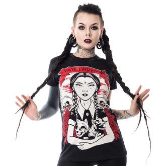 Damen T-Shirt I HATE WEDNESDAYS T HEARTLESS POI175, HEARTLESS