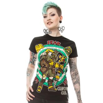 t-shirt männer STEAMPUNK LEGEND T CUPCAKE CULT POI183, CUPCAKE CULT