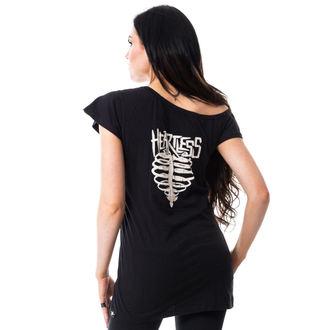 Damen T-Shirt TORTURE OFF SHOULDER T HEARTLESS POI180, HEARTLESS