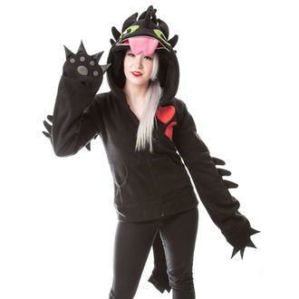 Damen Kapuzenpullover - DRAGON COSPLAY - POIZEN INDUSTRIES, CUPCAKE CULT
