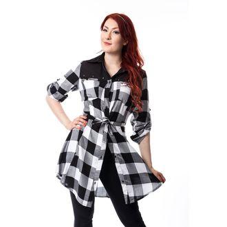 Damen Kleid HEARTLESS - EMILY - WEISS - POI157