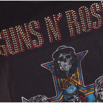 Damen Tanktop Guns N' Roses - CLASSIC DAMANTE - AMPLIFIED, AMPLIFIED, Guns N' Roses