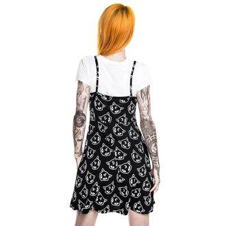 Damen Kleid KILLSTAR - Kitty Kult Purr Grunge