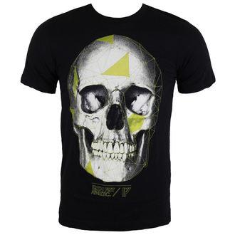Herren T-Shirt Black IRON FIST IAM005139_&&string0&&, IRON FIST