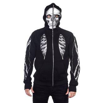 Herren Kapuzenpullover - Skeleton Bone - BANNED, BANNED
