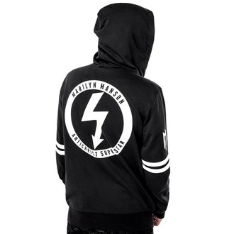 Herren Hoodie Marilyn Manson Death In 1996 KILLSTAR K-HOD-U-2210, KILLSTAR, Marilyn Manson