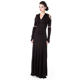 Damen Kleid QUEEN OF DARKNESS - Schwarz, QUEEN OF DARKNESS