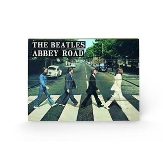 Holz Bild The Beatles - Abbey Road, PYRAMID POSTERS, Beatles