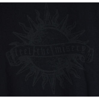 Herren Metal T-Shirt My Dying Bride - FTM LOGO (BLACK ON BLACK) - RAZAMATAZ