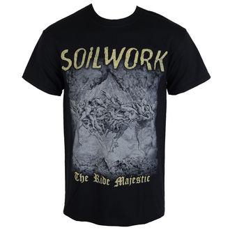 Herren Metal T-Shirt SoilWork - THE RIDE MAJESTIC - RAZAMATAZ, RAZAMATAZ, SoilWork