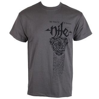 Herren Metal T-Shirt Nile - SCARAB - RAZAMATAZ, RAZAMATAZ, Nile