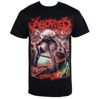 Herren Metal T-Shirt Aborted - TERMINATION REOUX - RAZAMATAZ, RAZAMATAZ, Aborted