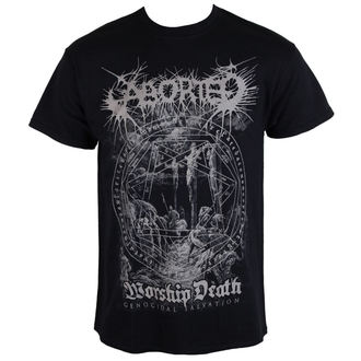 Herren Metal T-Shirt Aborted - WORSHIP DEATH - RAZAMATAZ, RAZAMATAZ, Aborted