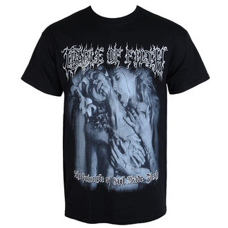 Herren Metal T-Shirt Cradle of Filth - THE PRINCIPLE OF EVIL MADE FLESH - RAZAMATAZ, RAZAMATAZ, Cradle of Filth