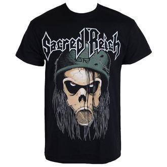 Herren Metal T-Shirt Sacred Reich - OD - RAZAMATAZ, RAZAMATAZ, Sacred Reich