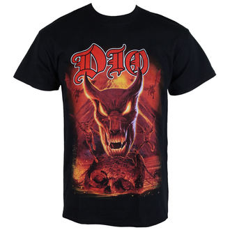 Herren Metal T-Shirt Dio - A DECADE OF DIO - RAZAMATAZ, RAZAMATAZ, Dio