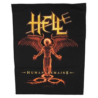 Aufnäher groß Hell - HUMAN REMAINS - RAZAMATAZ, RAZAMATAZ, Hell