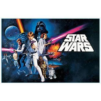 Poster Star Wars - A New Hope - Landscape, PYRAMID POSTERS, Star Wars