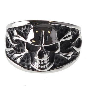 Ring ETNOX - Big Skull, ETNOX